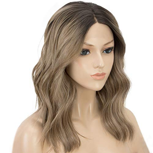 Kryssma Synthetic Middle Parting Resistant product image