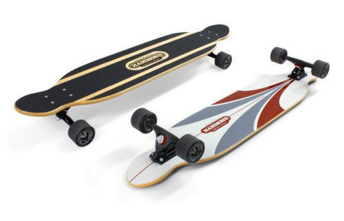 Hammond 8 Plys Canadian Maple Wood Longboard Skateboard for sale  Delivered anywhere in Canada