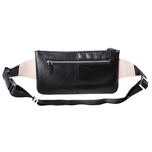 diario mochila negro con primera color cuero bandolera Leathario para o azul para piel La de pecho capa bolso hombres cuero trabajo T8q8nv5FR