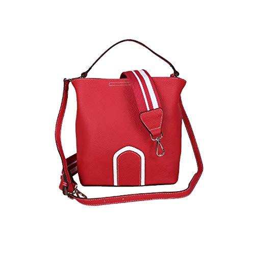 Glamour Casual Yxpnu Sacs Minimaliste Chic Red Mode Atmosphérique Rétro Mesdames g6q0xqwtF