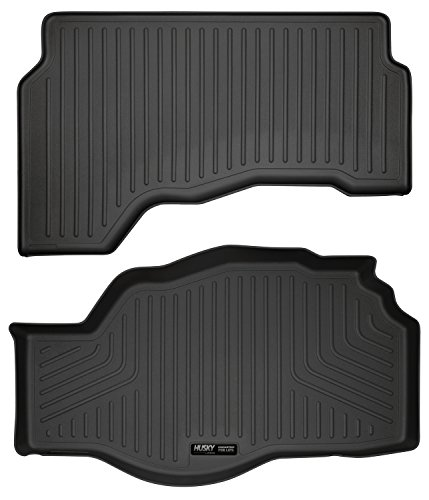 Husky Liners 43761 Black Trunk Liner Fits 13-19 Ford Hybrid (not Fusion Energi) - Ford Trunk