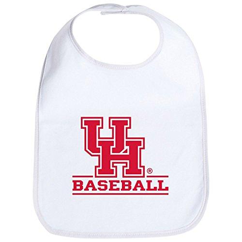 CafePress - Houston Cougar Baseball - Cute Cloth Baby Bib, Toddler Bib ()