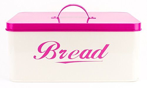 5-Piece-Set-Container-Bread-Box-Biscuit-Coffee-Tea-Sugar-Canisters-Cream-Complete-Kitchen-Organizer