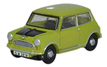 Oxford N-Gauge Mini Verde Lima Mr.Bean