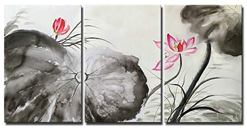 ink wash painting - 8