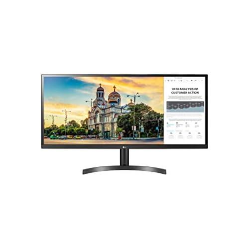 chollos oferta descuentos barato LG 34WL50S B 86 36 cm 34 Pulgadas 21 9 Ultrawide Full HD IPS Monitor AMD Radeon FreeSync HDR 10 la Moda Maxxaudio función multitarea Color Negro
