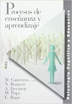 Procesos de Ensenanza y Aprendizaje (Spanish Edition)