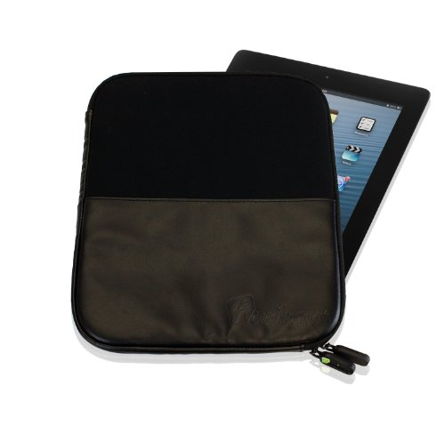 Furinno FUR-TAB10 PU Leather Tablet EVA Case Sleeve Bag Cover, 7-Inch to...