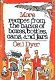 More Recipes from the Backs of Boxes, Bottles, Cans and Jars, Ceil Dyer, 0070185549