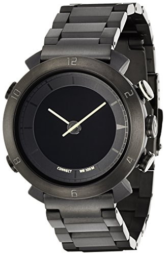 Amazon.com: Bluetooth SmartPhone Corresponding Analog Watch ...