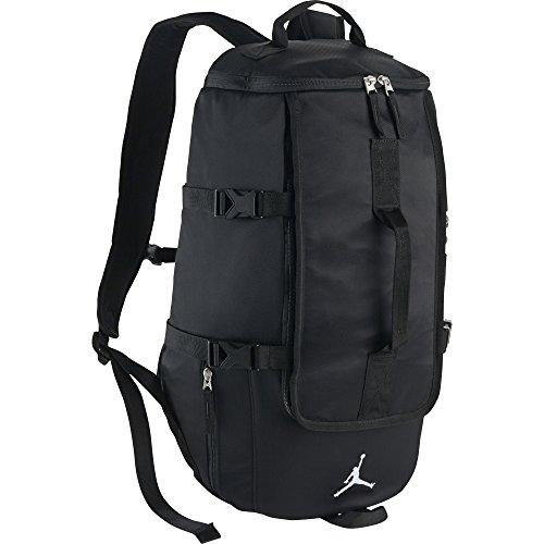 Nike Jordan Sportswear Top-Loading Backpack Black/Wolf Grey