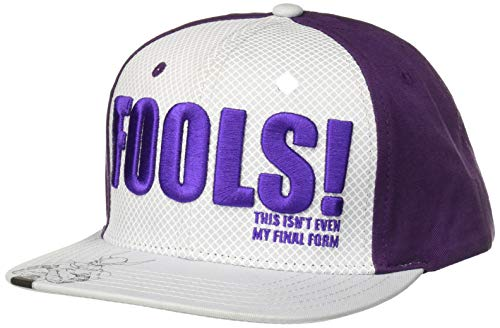 Dragonball Z Frieza Fools Snaback Hat Cool Anime Hat -