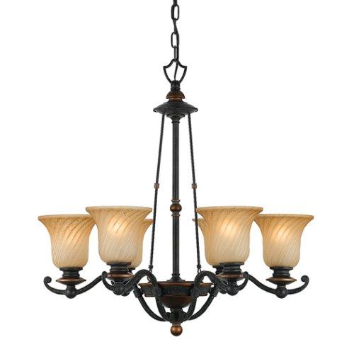Quoizel Lighting Lenox Chandelier Light - 4