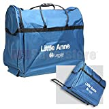 Laerdal Little Anne Soft Four Pack Carrying Case Only - 020710