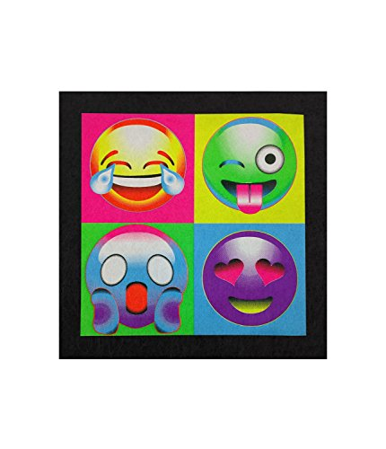 Cool Emoji Pictures Children Bedroom Wall Art