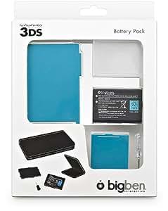 Bigben BB293739 batería recargable - Pila recargable (Litio-Ion, 1300 mAh, 3.7 V, Game console, Nintendo 3DS) Unspecified