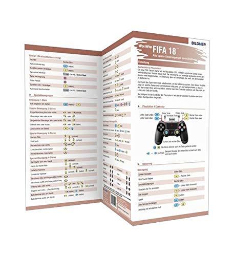 FIFA 18 - Alle Spieler-Steuerungen auf einen Blick: Für PS4