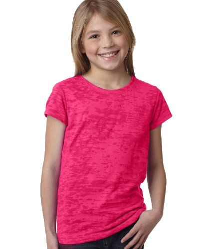 UPC 846907032573, Next Level Youth Princess Burnout Tee