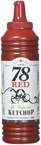 (78 Red Ketchup All Natural Original 490g)