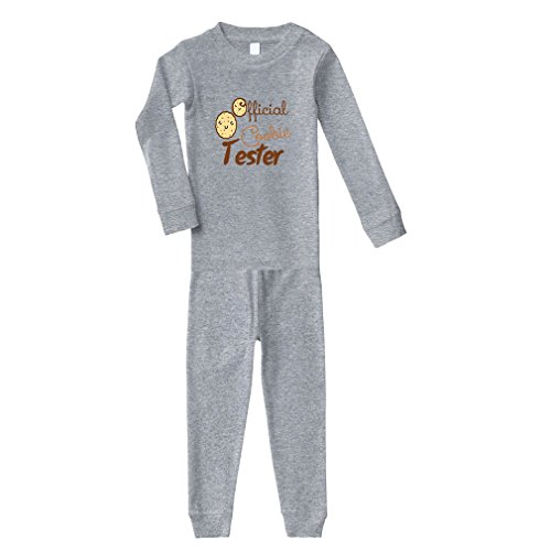 Cute Rascals Official Cookie Tester Long Sleeve
