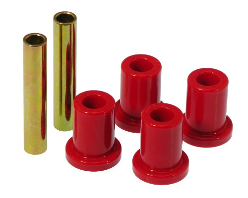 - Prothane 7-801 Red Front Frame Shackle Bushing Kit