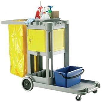 Curver Contico mwjt00 Jolly Trolley Carro de limpieza con bolsa: Amazon.es: Industria, empresas y ciencia