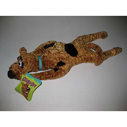 "** R@RE ** Scooby-Doo 17"" Laying Down Plush BRAND NEW from Unbranded"