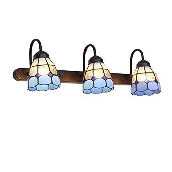 Industrie Retro Antik Wandleuchte Vintage Lampen Landhausstil Für Landhaus  Schlafzimmer Wohnzimmer Esstisch Spiegel Lampe Badezimmer Glas