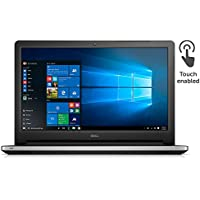 2017 Dell Inspiron i5559-8013SLV 15.6 Full HD Touchscreen Laptop PC with Intel Core i7-6500U Processor, 16GB Memory, 1TB Hard Drive, Dedicated AMD Radeon R5 M335 Graphics and Windows 10 Home
