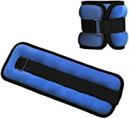 Vaupan Ankle/Wrist Weights, Small Leg Arm Hand Cuff Weights for Women Kids, Exercise Equipment with Adjustable