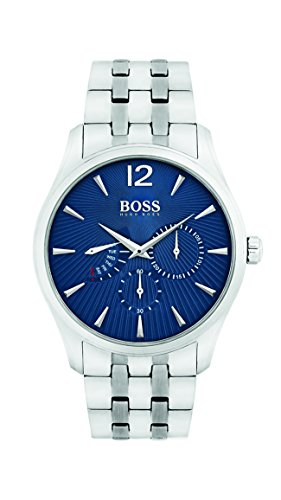 Hugo Boss COMMANDER CLASSIC 1513492 Mens Wristwatch Classic & Simple