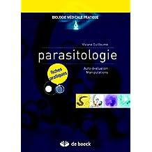 Parasitologie (fiches pratiq.) biologie medicale