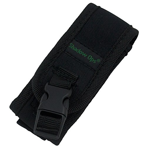 AnyTime Blades Shadow Ops Nylon Folding Knife Carrying Case