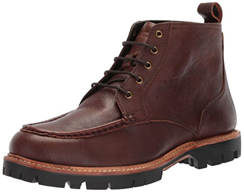 Ben Sherman Mens Great End Chukka Laars Bruin