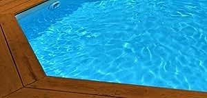 Liner Azul para piscina Octo 422x 124