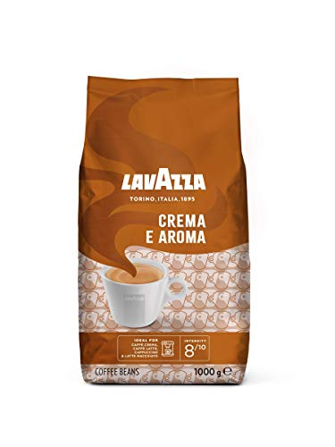 Lavazza Kaffeebohnen - Crema E Aroma - 1er Pack (1 x 1 kg)