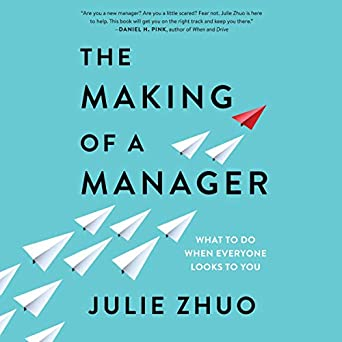 Amazon com: The Making of a Manager: What to Do When Everyone Looks