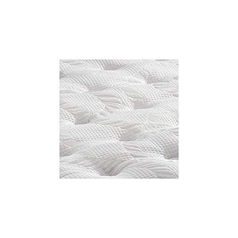 Epeda Conjunto somier Confort Medium 3 zonas con colchón juego dormir 140 * 190 cm: Amazon.es: Hogar