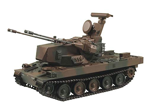 (Pit Road 1/35 Grand Armor Series Ground Self-Defense Force Type 87 self-propelled Anti-Aircraft Gun Anti-Aircraft Instructor Corps Plastic Model G46)