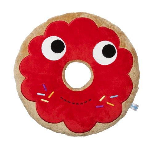 (Kidrobot YUMMY Breakfast Red Donut 16