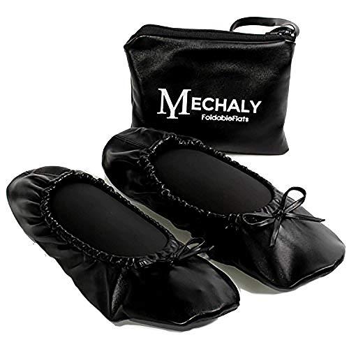Black donna donna Ballerine Black Ballerine Mechaly Mechaly fYq6Wgw8