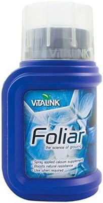 Fertilizante / Aditivo calcio de cultivo Hydrogarden VitaLink Foliar (250ml)
