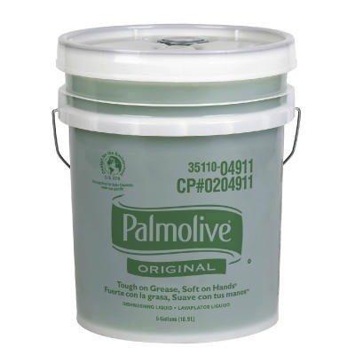 (Palmolive Dishwashing Liquid, Original Scent, 5 Gal. Pail)