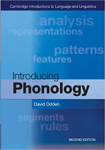 Introducing phonology cambridge introductions to language and introducing phonology cambridge introductions to language and linguistics 2nd edition kindle edition fandeluxe Image collections