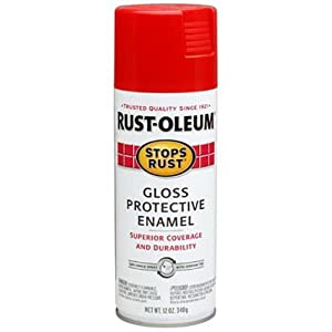 Rust-Oleum 7776830 Stops Rust Spray Paint