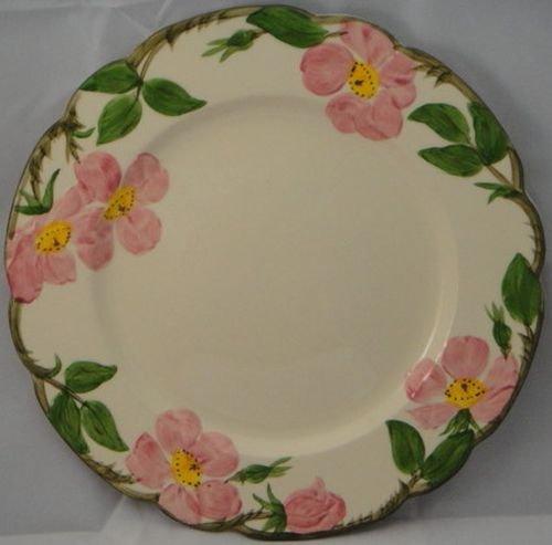 Franciscan Desert Rose USA Back-Stamp Dinner Plate