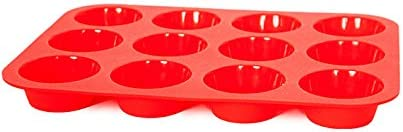 Elbee Silicone Cup Muffin Pan product image