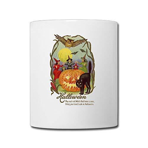 Sakanpo Horrible Halloween 11oz Tea Cup Coffee Mug