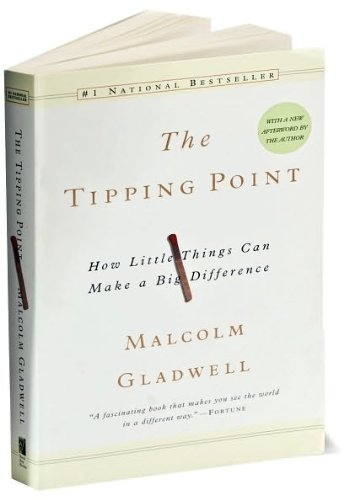 The Tipping Point (text only) by M.Gladwell PDF ePub ebook
