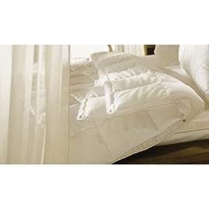 Hofmeister Muñeco Edredón Morpheus 135x 200cm, grado de calor 2+ 3alérgicos cama Ware